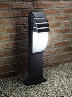 Auraglow Outdoor Garden Post Path Light - Addlestone - Cool White