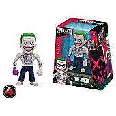 Metals Die Cast Die Cast Suicide Squad: 4 Inch Joker