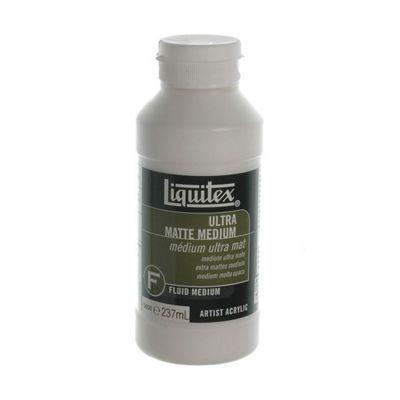 Liquitex Ultra Matt Medium 237ml 5608