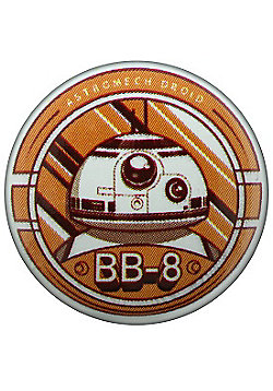 Star Wars Episode VII The Force Awakens BB-8 Badge - Multi