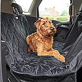 Milo & Misty Waterproof Pet Car Seat Cover - Non-slip Padded Dog Cat Mat Protector