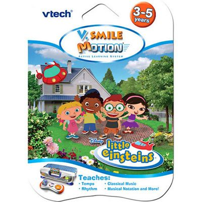 VTech V.Smile V-Motion - Little Einsteins