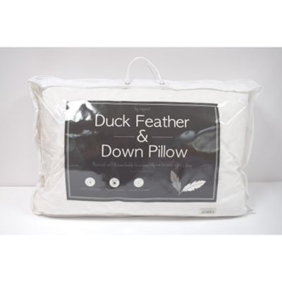 Rapport Pair of Duck Feather & Down Pillows