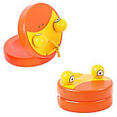 Bigjigs Toys Animal Castanets (One Pair - Duck)