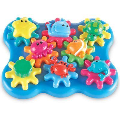 Learning Resources Ocean Wonders Build & Spin