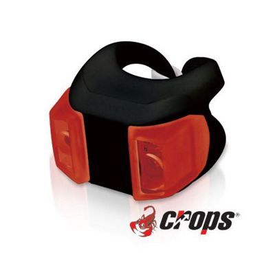 Crops ZX1 Silicone Rear 2-LED Light