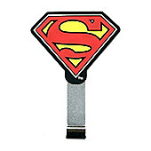 Superman Logo Bottle Opener