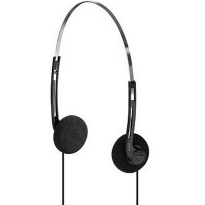 Hama HK-5644 Black Silver Supraaural Head-band headphone