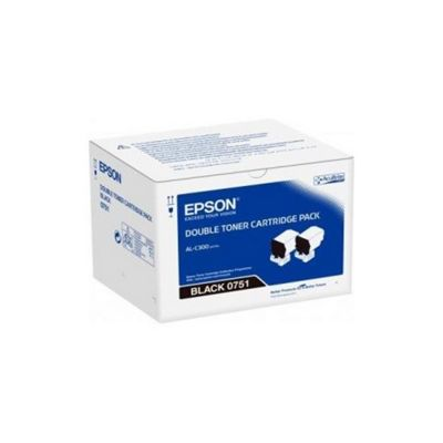 Epson Toner Cartridge Multipack C13S050751