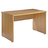 Eco 1180 Home Office Workstation in Beech