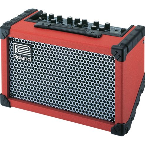 Roland Cube Street Amplifier Red