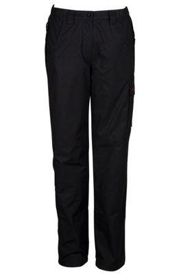 Mountain Warehouse Winter Trek Womens Short Length Trousers ( Size: 16 )