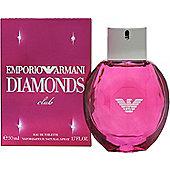 Giorgio Armani Emporio Diamonds Club Eau de Toilette (EDT) 50ml Spray For Women
