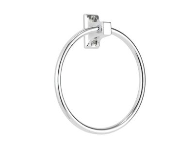 Croydex Qm731541 Sutton Towel Ring