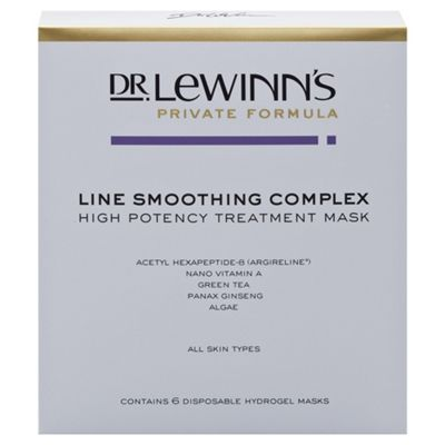 Dr Lewinn'S Line Smoothing Complex S8 High Potency Trt Mask X 6