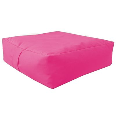 Pink Waterproof Bean Bag Slab Outdoor Indoor Furniture