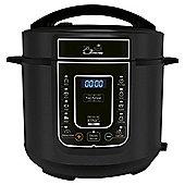 PressureKing Pro Black Pressure Cooker