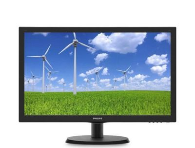 Philips 21.5 S Line 22 (Viewable 21.5/54.6 cm) LCD Monitor
