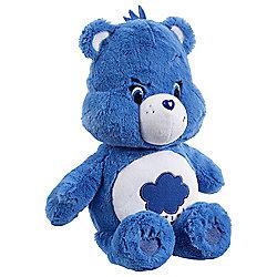 Care Bears Medium Plush with DVD - Grumpy Bear