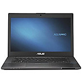 "ASUS B8430 14"" Intel Core i5 8GB RAM 256GB SSD Windows 7 Pro Laptop Grey"