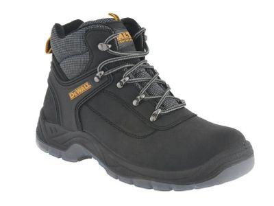 DeWALT Laser Safety Boots Black 10 UK Wide