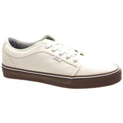 Vans Chukka Low White/Gum Shoe U0G9DH