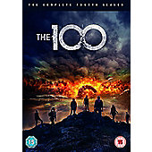 The 100: Season 4 DVD