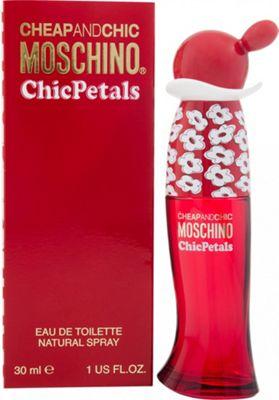 Moschino Cheap & Chic Chic Petals Eau de Toilette (EDT) 30ml Spray For Women