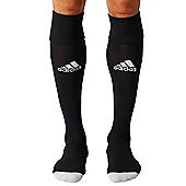 adidas Milano 16 Football Soccer Rugby Sport Socks - Black