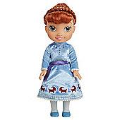 Frozen Olafs Adventure Anna Toddler Doll