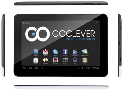 GoClever R106 - 10 Inch Dual Core, IPS, 1GB/8GB Jellybean tablet with Bluetooth