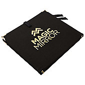 Magic Mirror Travel Mirror - Black and Gold