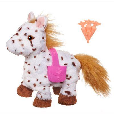 FurReal Friends Snuggimals Walkin' Ponies - Sweet Blossom