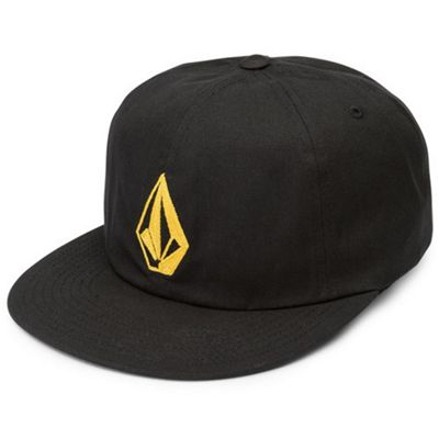 Volcom Stone Battery Snapback Cap - Golden Haze