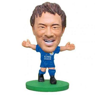 Soccerstarz - Leicester Shinji Okazaki - Home Kit (classic) /figures