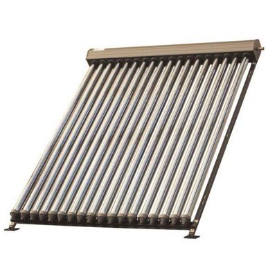 Sime Solar Equipe Single Evacuated Tube Solar Collector with 210L Solar Cylinder