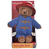 Paddington Bear 30cm Talking Soft Toy