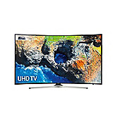 Samsung MU6200 49 Inch Curved Smart WiFi Built In Ultra HD TV