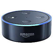Amazon Echo Dot Portable Bluetooth Speaker - Black