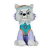 Paw Patrol 'Everest' 23cm Sitting Plush Soft Toys