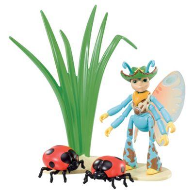 Tree Fu Tom Deluxe Figure - Ariela with Ladybirds