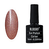 Bluesky Gel Polish Nails Vip Mocca Gel Polish 10Ml