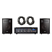 Alesis PA System In A Box - 280 Watt 4 channel PA System