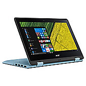 Acer Spin 1 SP111-31 11.6'' Celeron 4GB 32GB Storage 2 in 1 Laptop - Teal Blue