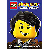 Lego - The Adventure Of Clutch Powers DVD