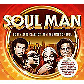 Various Artists - Soul Man (4CD)