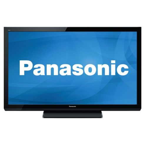 Panasonic TX-P42X50B 42-inch HD Ready Plasma TV with Freeview HD