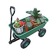 Charles Bentley 75L Garden Cart