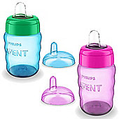 Philips Avent Easy Sip Baby Spout Cup/Hassle-Free/260ml