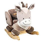 Nattou Crown Rocker Noa The Horse